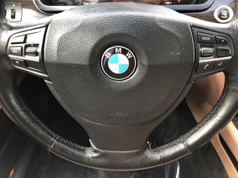 BMW 740 2011 price $14,978