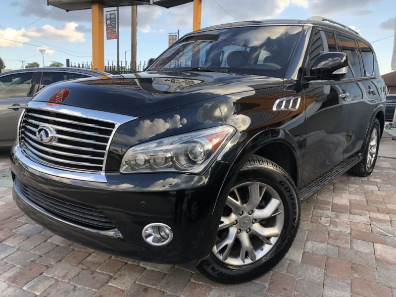 Superb 2012 Infiniti Qx56 With Split Bench Seats Pdpeps Interior Chair Design Pdpepsorg