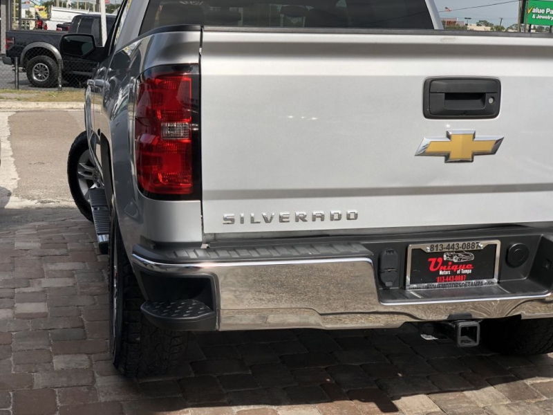 CHEVROLET SILVERADO 1500 2015 price $18,978