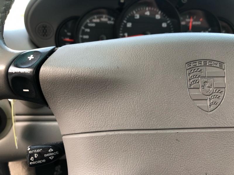 PORSCHE 911 2001 price $17,978