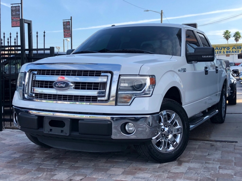 FORD F150 2014 price $16,978