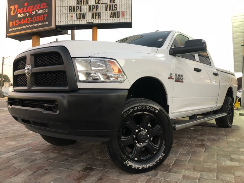 RAM 2500 2015 price $34,978