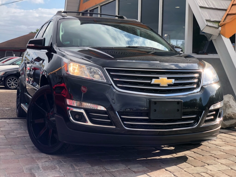 CHEVROLET TRAVERSE 2014 price $18,978
