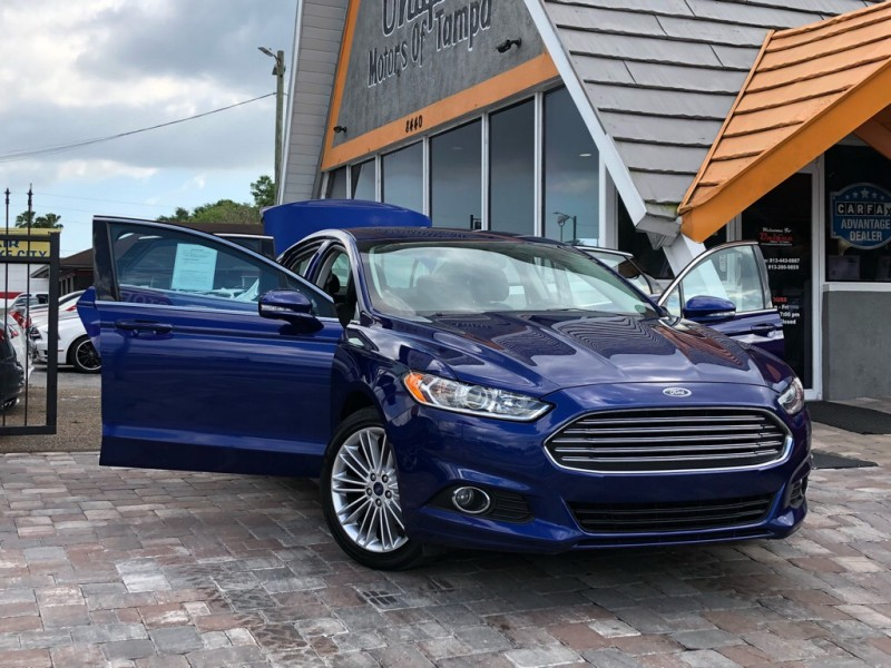 FORD FUSION 2014 price $11,978