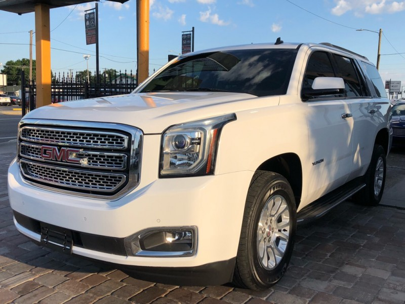 GMC YUKON 2015 price $30,978