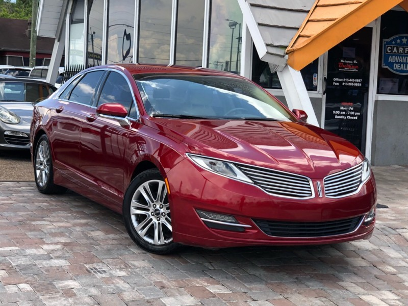 LINCOLN MKZ 2013 price $12,978