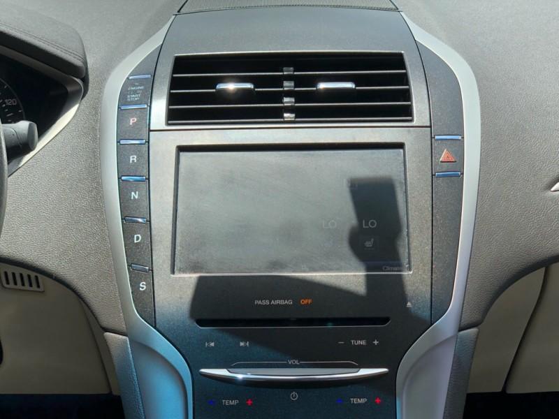 LINCOLN MKZ 2013 price $12,978
