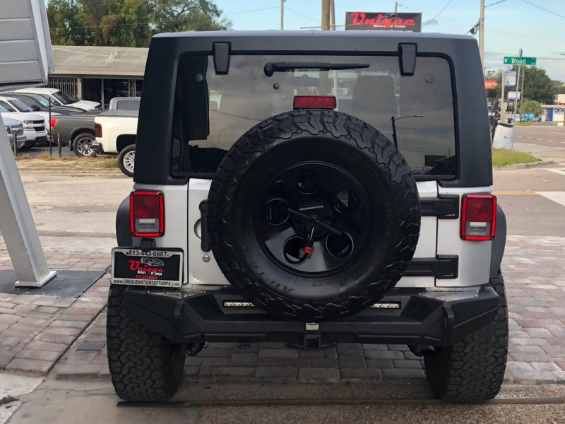 JEEP WRANGLER 2011 price $15,978