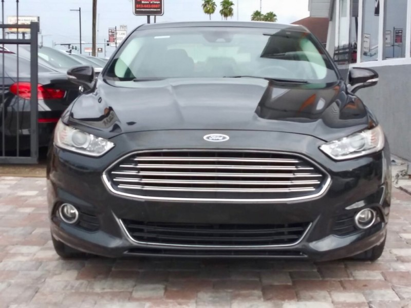 FORD FUSION 2013 price $9,978