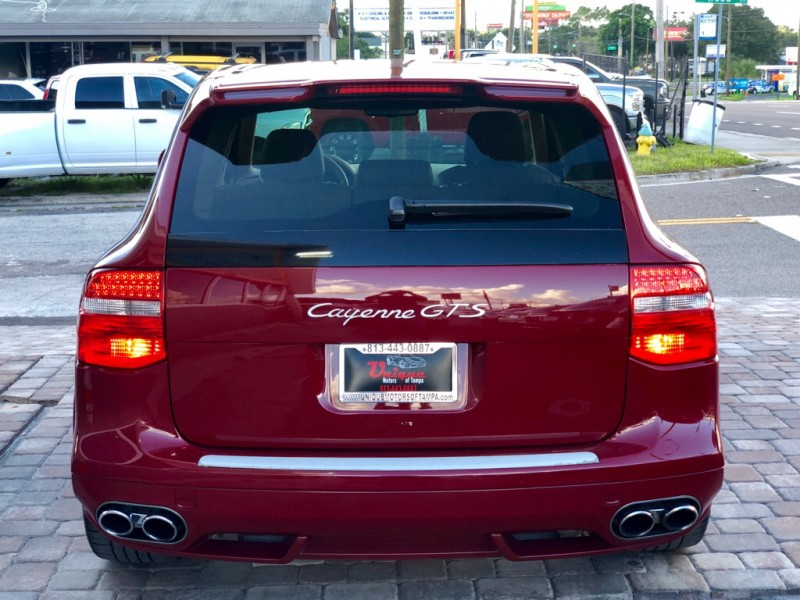 PORSCHE CAYENNE 2008 price $17,978