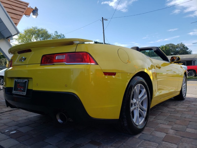 CHEVROLET CAMARO 2015 price $18,978