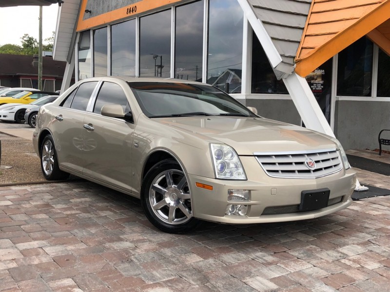 CADILLAC STS 2007 price $5,978