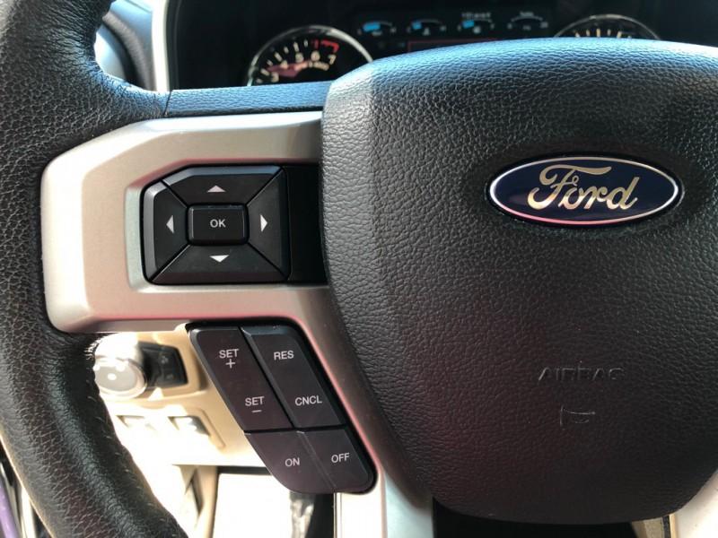 FORD F150 LARIAT 2016 price $25,478