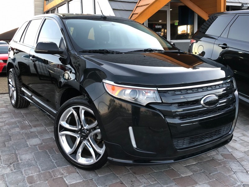FORD EDGE 2012 price $11,978