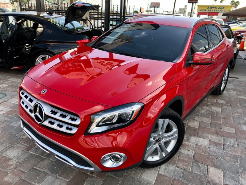 MERCEDES-BENZ GLA 2019 price $26,978