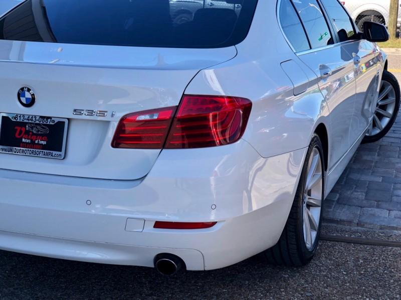 BMW 535 2015 price $13,978