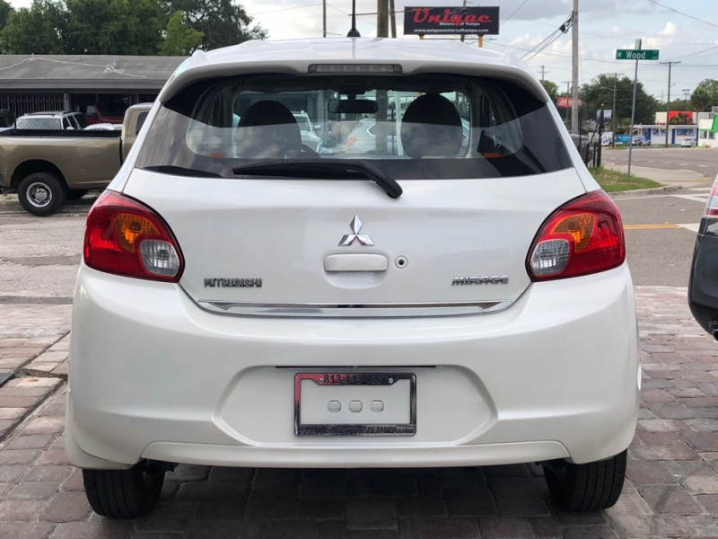 MITSUBISHI MIRAGE 2015 price $5,500