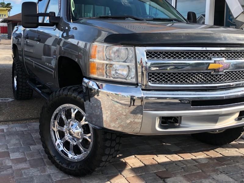 CHEVROLET SILVERADO 1500 2012 price $20,990