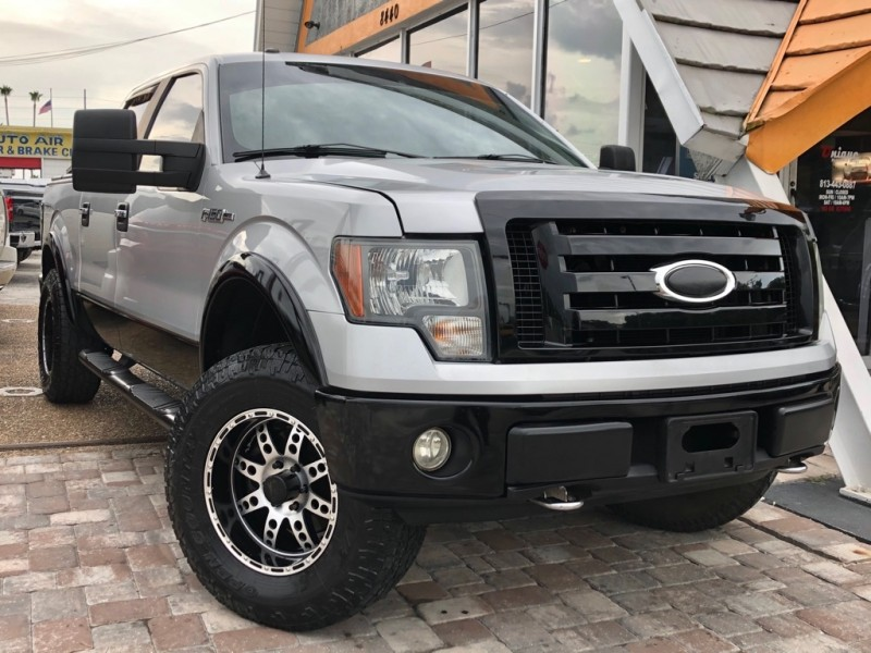 FORD F150 2009 price $18,990