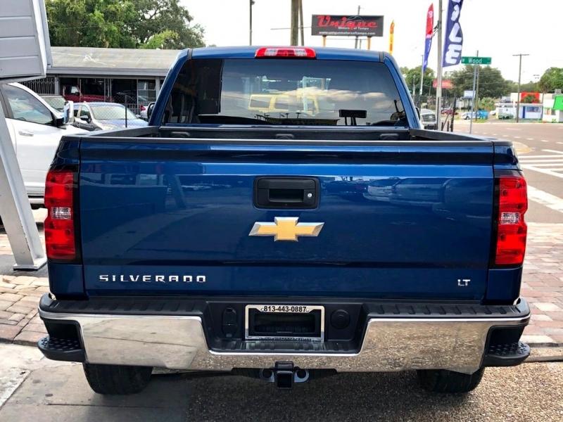 CHEVROLET SILVERADO 1500 2018 price $29,990