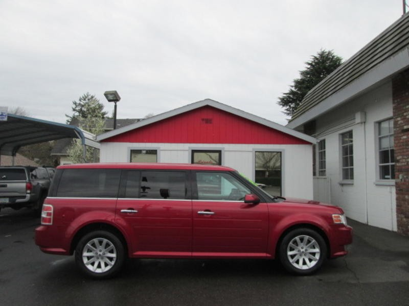 Ford Flex 2009 price $8,400