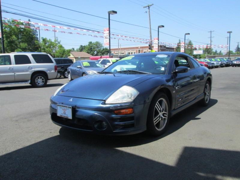 Mitsubishi Eclipse 2004 price $4,400