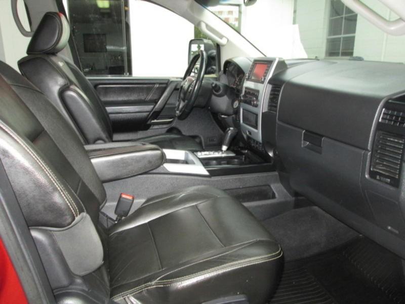 Nissan Titan 2013 price $17,800