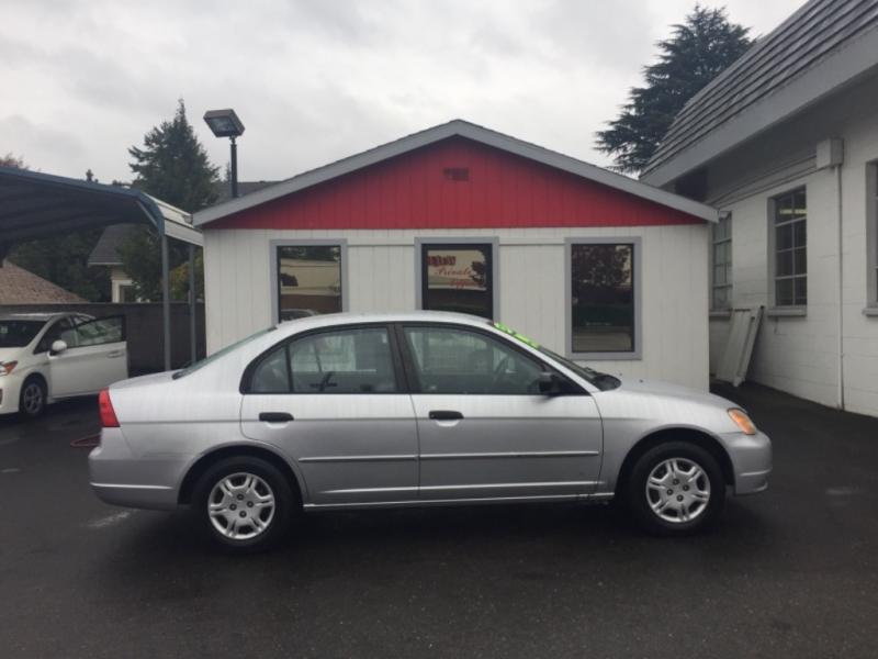 Honda Civic 2001 price $1,900