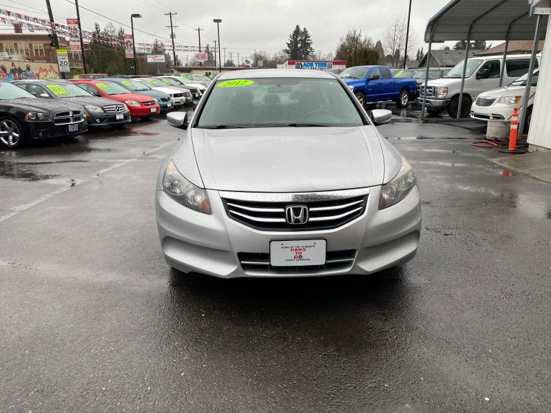 Honda Accord Sdn 2012 price $11,995