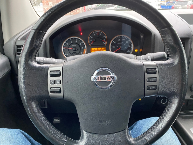 Nissan Titan 2010 price $17,400