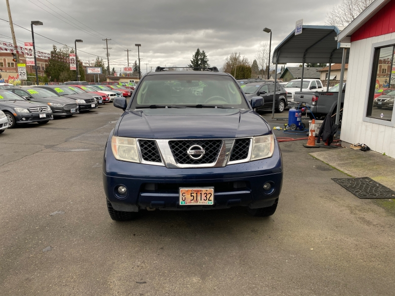 Nissan Pathfinder 2006 price $7,995