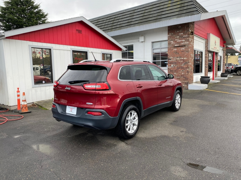 JEEP CHEROKEE 2014 price $14,500