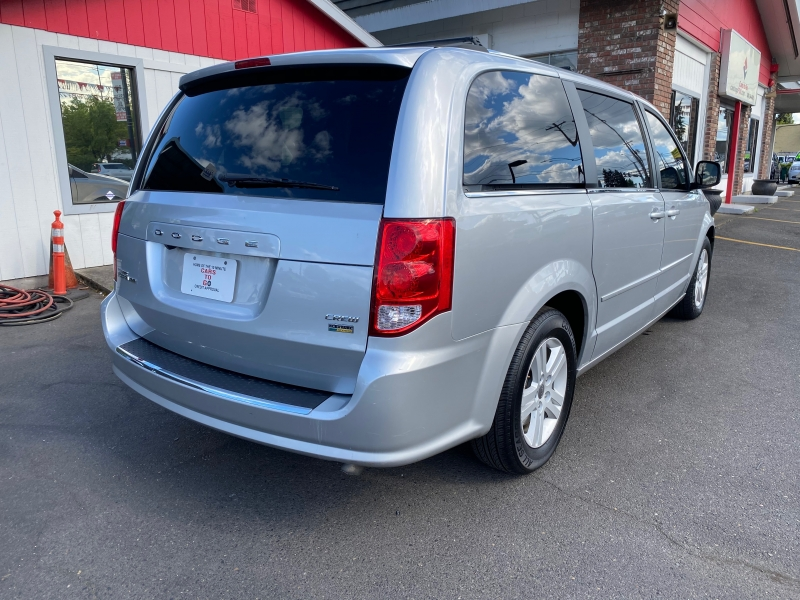 DODGE GRAND CARAVAN PASSENGER 2012 price $8,995