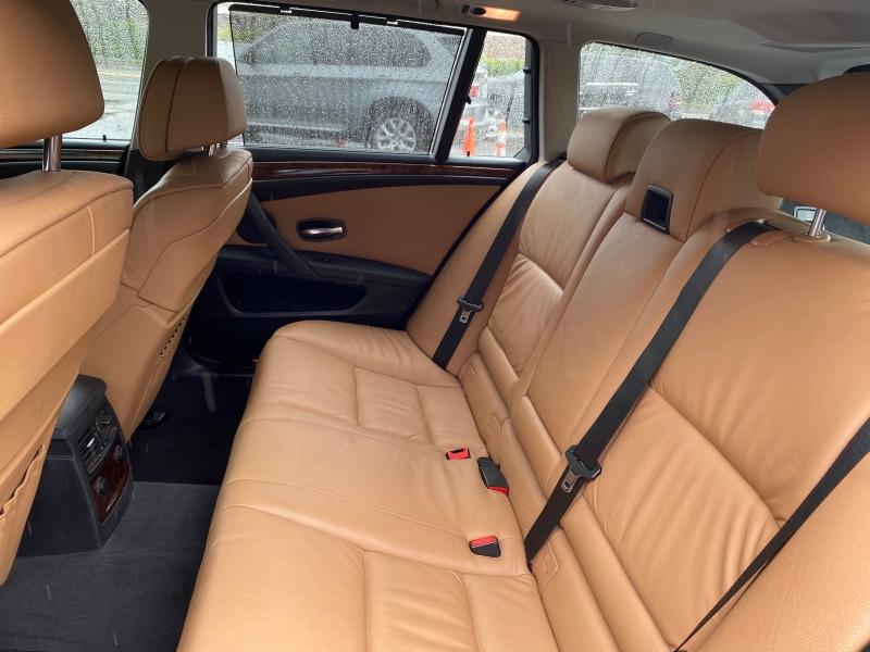 BMW 5 SERIES 2009 price $10,500