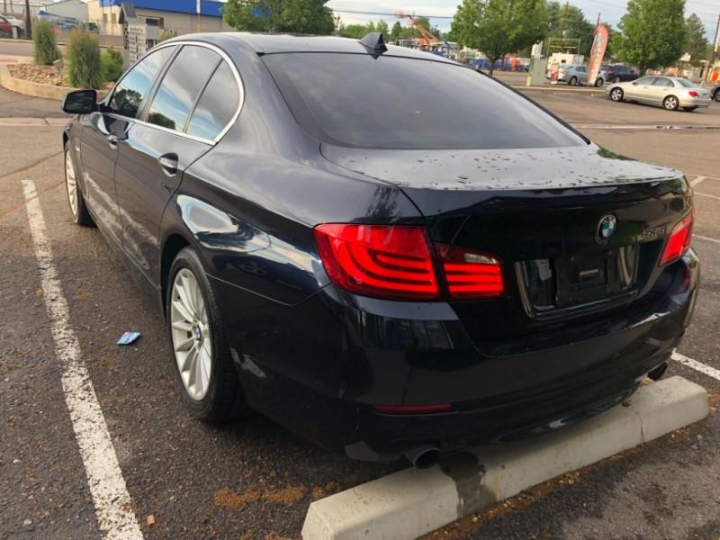 2011 BMW 5-Series 4dr Sdn 535i xDrive AWD
