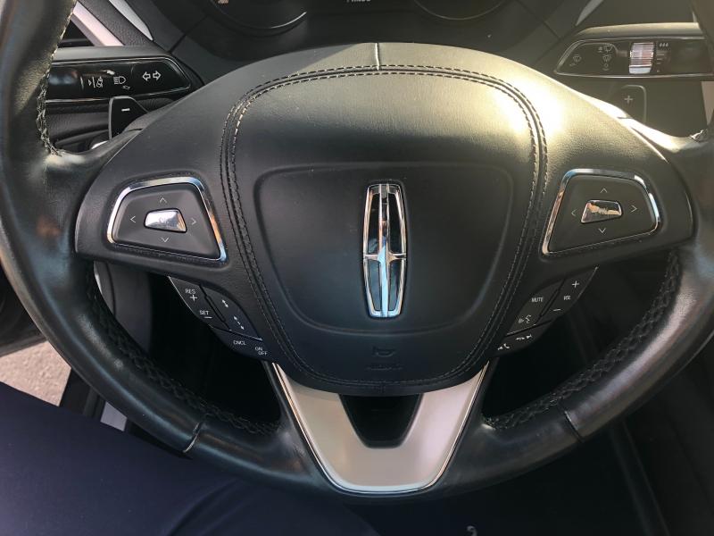 Lincoln MKZ 2017 price $14,995