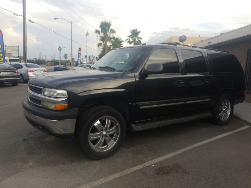 Eagle Auto Sales >> 2004 Chevrolet Suburban 1500