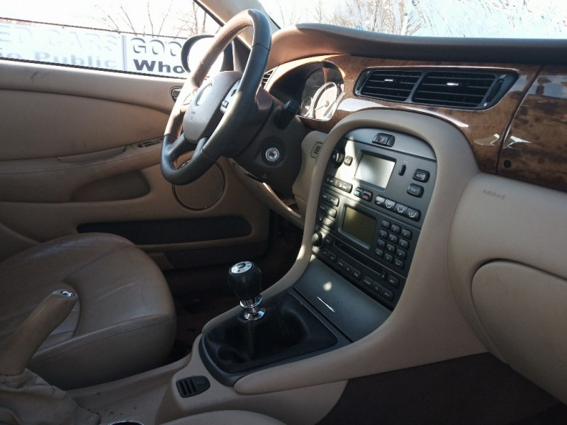 Jaguar X-TYPE 2004 price $3,488