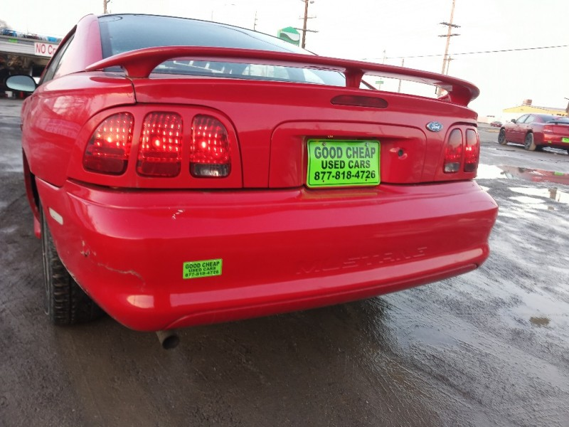 Ford Mustang 1996 price $3,488