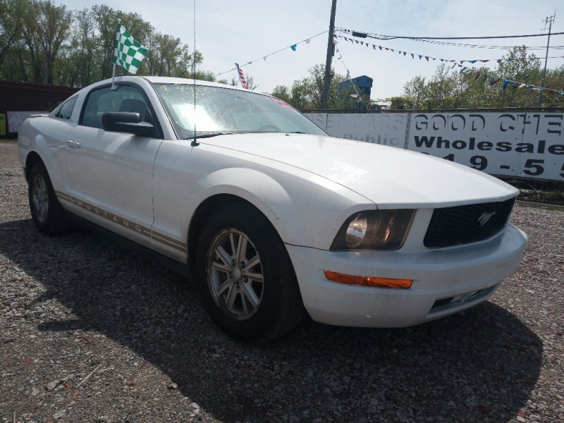 Ford Mustang 2007 price $4,988