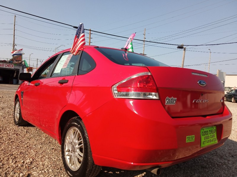 Ford Focus 2008 price $4,988