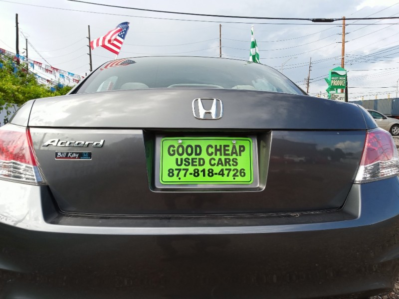 Honda Accord Sdn 2008 price $5,488
