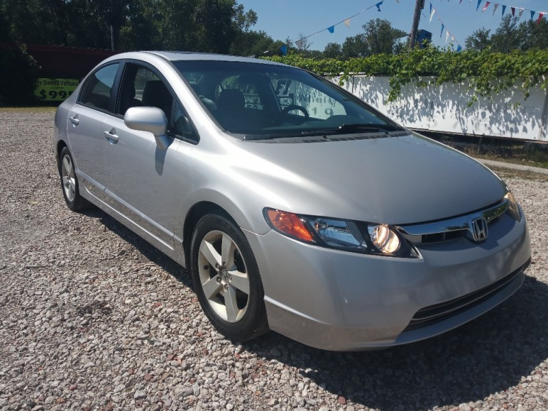 Honda Civic Sdn 2006 price $4,488