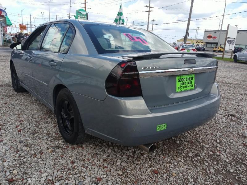 Chevrolet Malibu 2007 price $2,988
