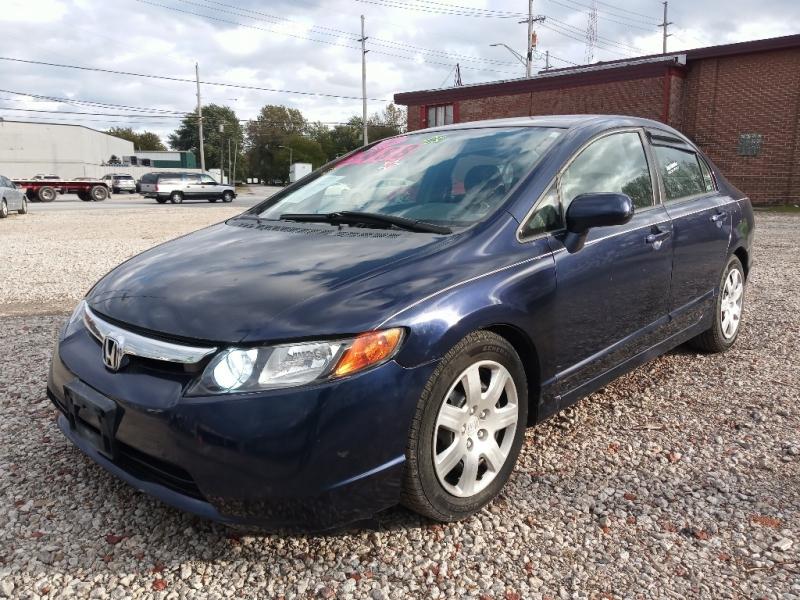Honda Civic Sdn 2007 price $3,488
