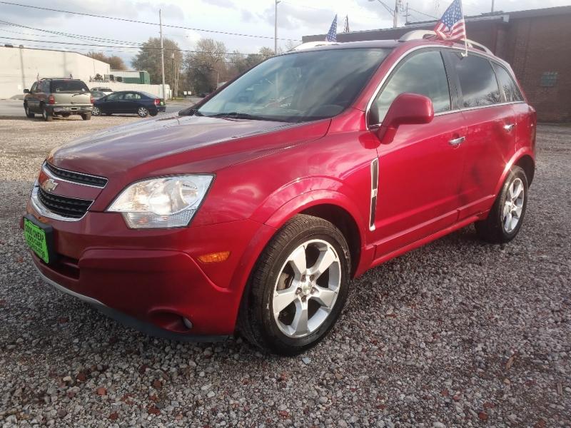 Chevrolet Captiva Sport Fleet 2013 price $5,988