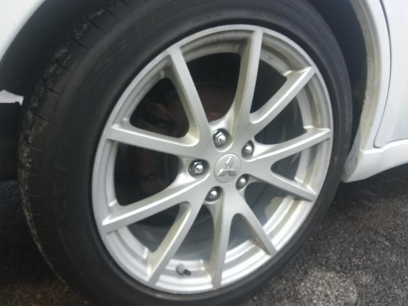 Mitsubishi Galant 2011 price $4,988