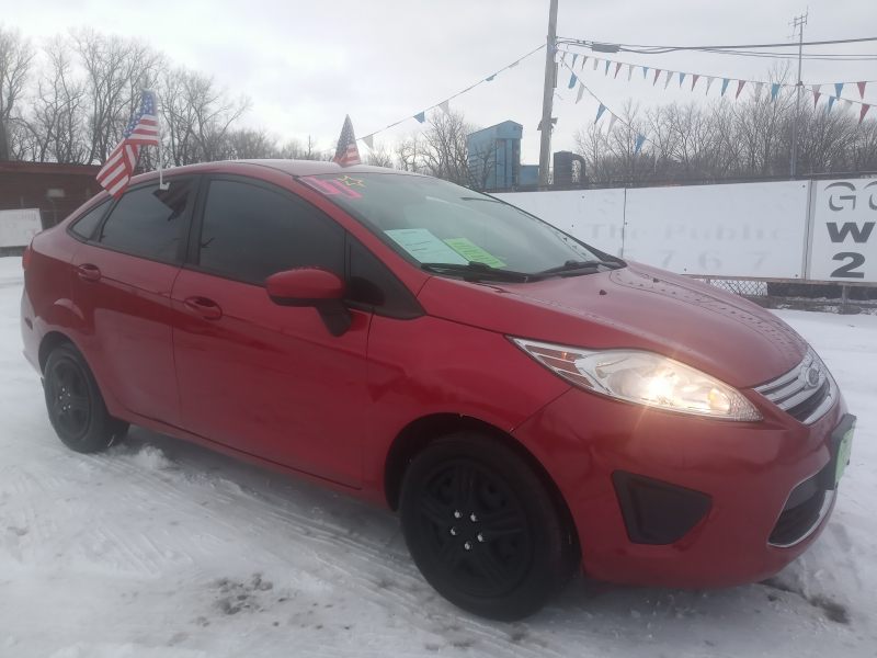Ford Fiesta 2011 price $5,988