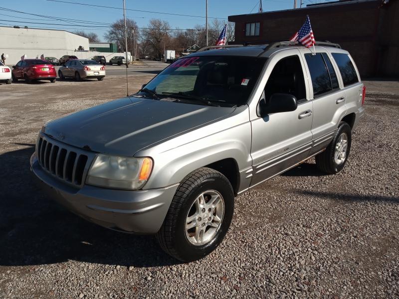 Jeep Grand Cherokee 2000 price $2,488