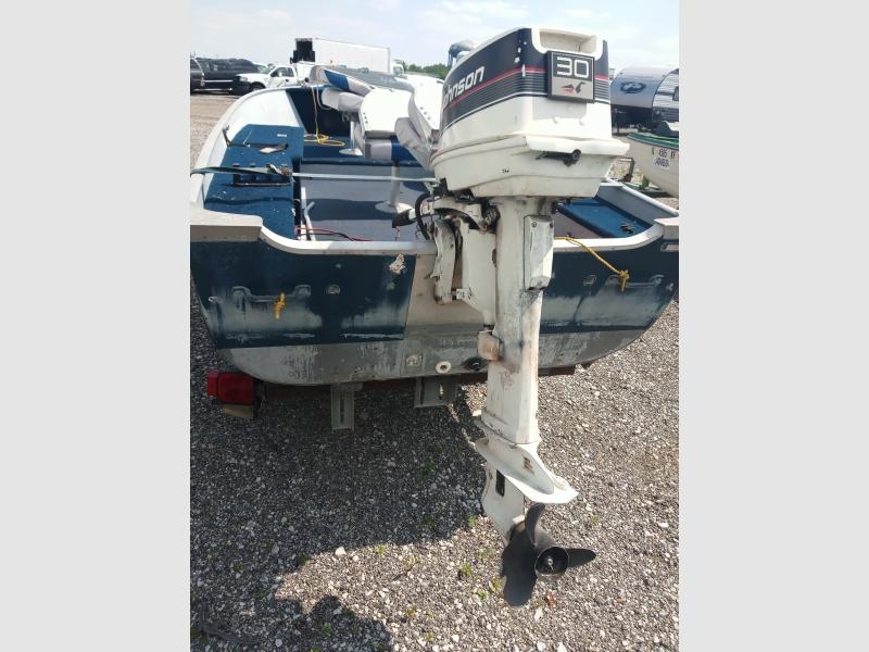 Lund Fishing Boat 1991 price $1,988